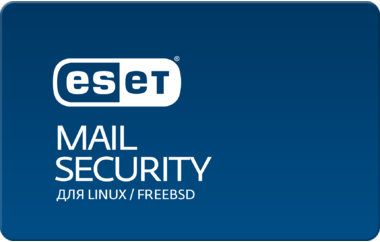 ESET Mail Security для Linux / BSD/ Solaris